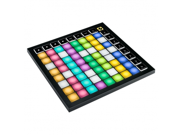 Controladores de DAW Novation Launchpad X