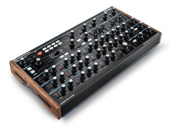 Sintetizadores e Samplers Novation Peak