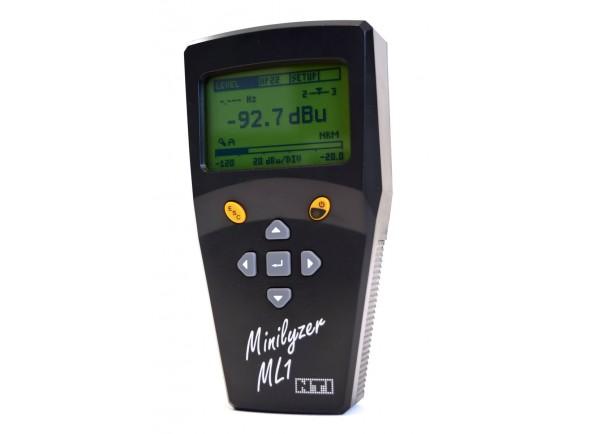 Ferramentas de Áudio/Acessórios para PA NTI Audio ML1 Minilyzer