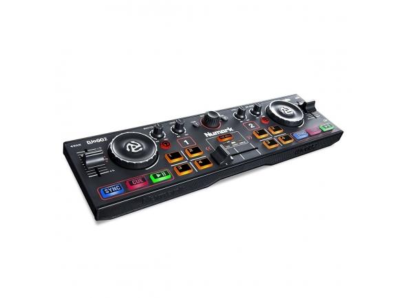 Controladores DJ Numark DJ2Go 2