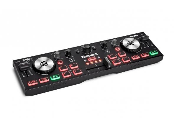 Controladores DJ Numark  DJ2Go2 TOUCH