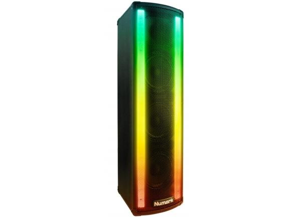 Colunas Amplificadas Numark Lightwave