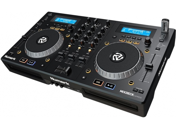 All in one Numark Mixdeck Express Black