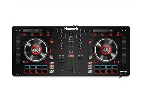 Controladores DJ Numark Mixtrack Platinum