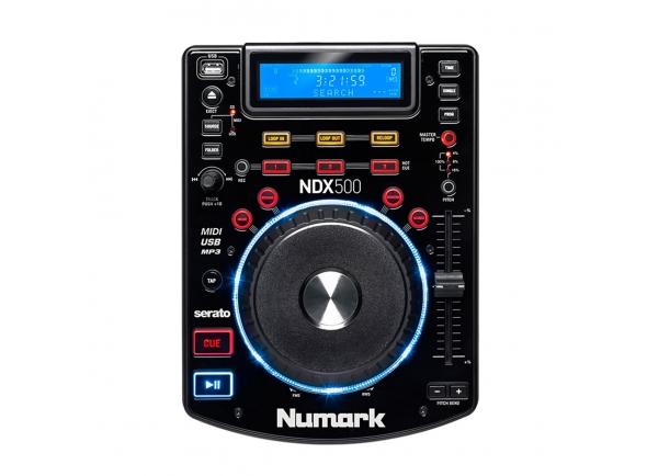 Leitor de CD simples Numark NDX500