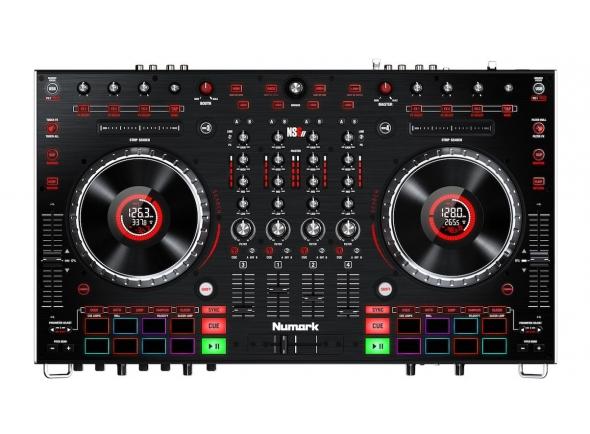 Controladores DJ Numark NS6 II
