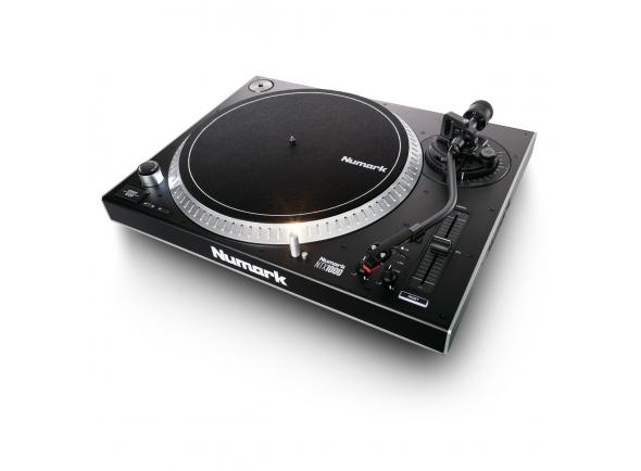 Gira-discos profissionais de Dj Numark NTX1000
