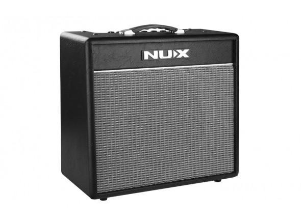 Combos de modulação Nux   MIGHTY 40BT