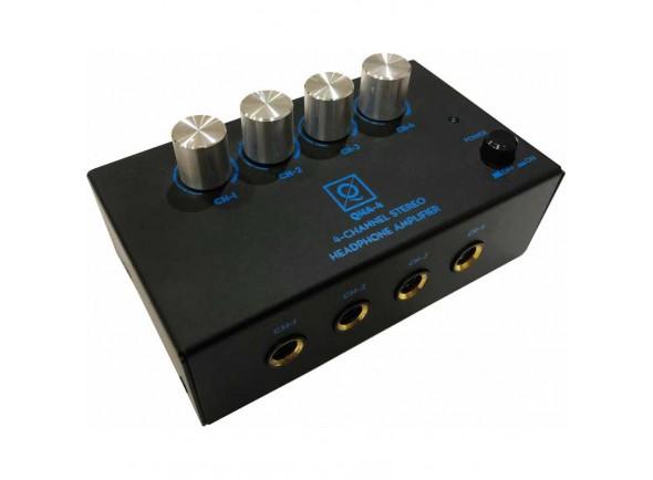 Amplificadores para auscultadores headphones OQAN QHA-4
