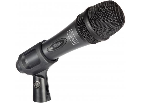 Microfone Vocal Dinâmico OQAN QMD20 Voiz