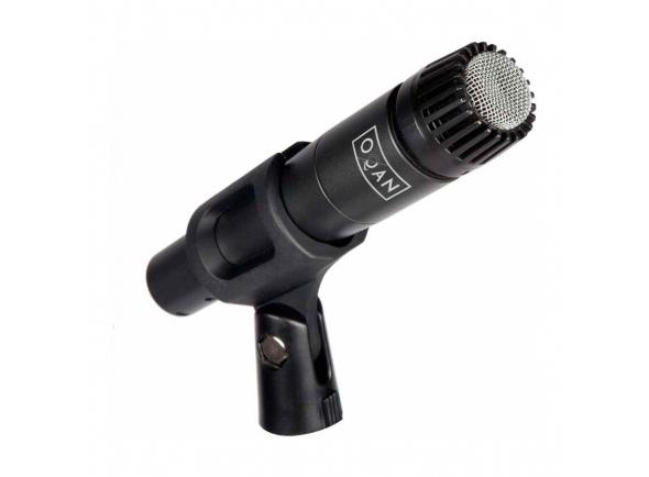 Microfone Vocal Dinâmico OQAN QMD52 Joqer