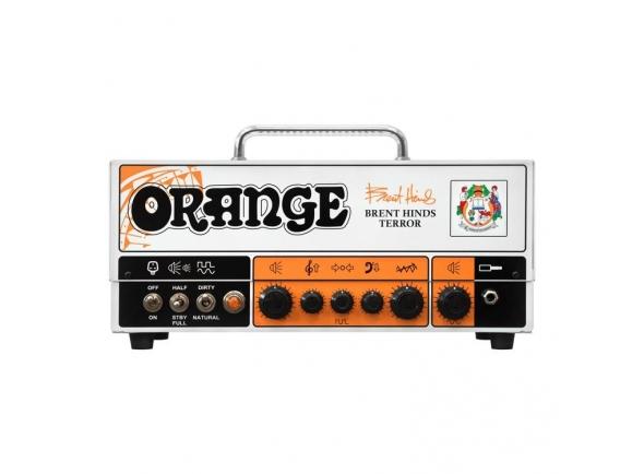 Cabeças para guitarra  Orange Brent Hinds Terror