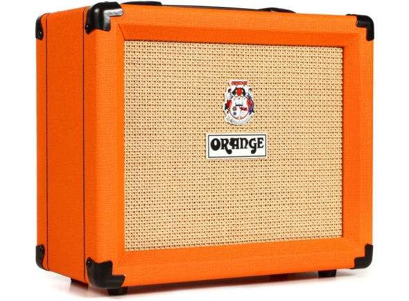 Combos de Guitarra Eléctrica a Transístores Orange Crush 20RT