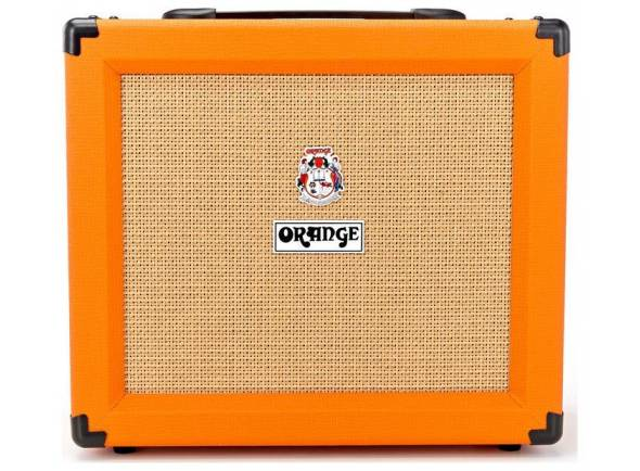 Combos de Guitarra Eléctrica a Transístores Orange CRUSH 35RT
