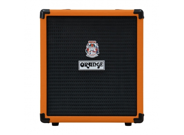 Combos de Baixo a Transístor Orange Crush Bass 25