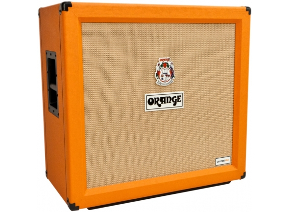 Colunas de guitarra 4x12 Orange Crush Pro 412