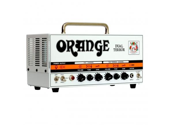 Cabeças de guitarra a válvulas Orange DT30-H
