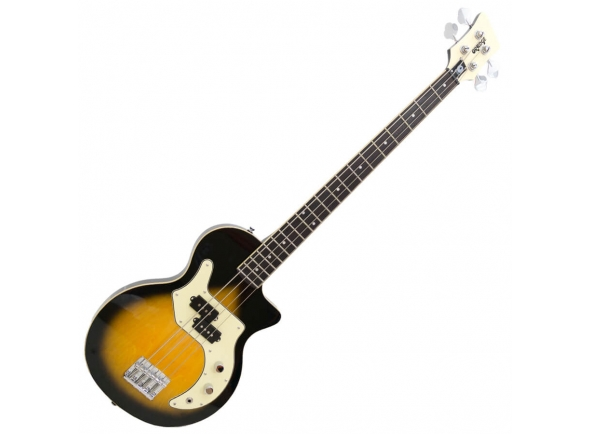 Baixo de 4 Cordas Orange O Bass Tear Drop Sunburst