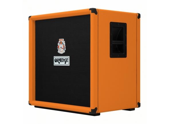 Colunas de Baixo 4X10 Orange OBC 410 Speaker Cab