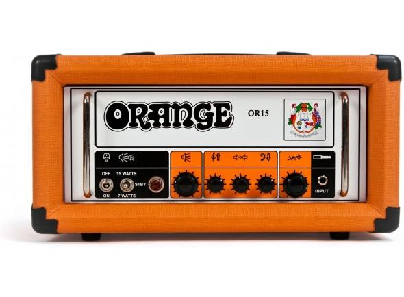 Cabeças para guitarra  Orange OR15H