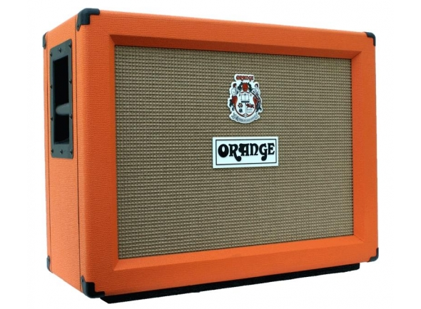 Colunas de guitarra 2x12 Orange PPC 212 OB Cabinet Open Back