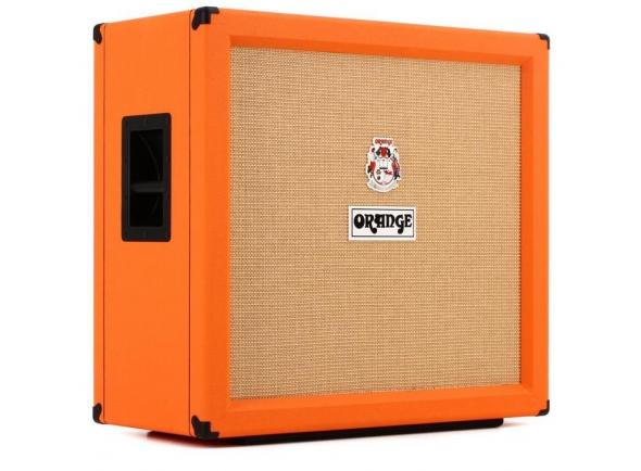 Colunas de guitarra 4x12 Orange PPC 412 Cabinet