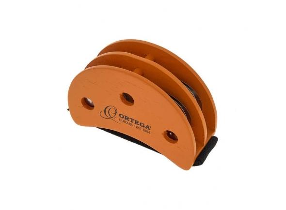 Tamborim /Tamborim  Ortega OGFT Foot Tambourine