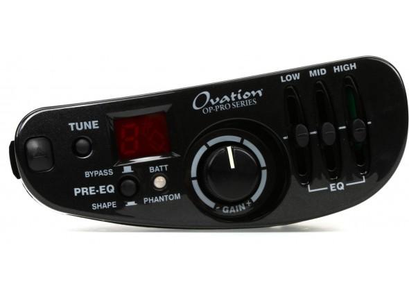 Preamps de guitarra Ovation OP-PRO Preamp