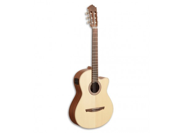 Guitarra Clássica/Guitarra Clássica Paco Castillo 221 CCE