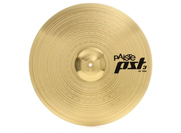 Pratos Ride Paiste PST3 20
