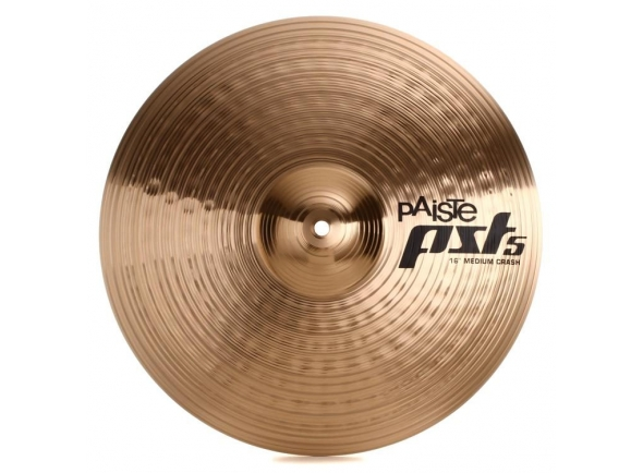 Pratos Crash Paiste PST5 16