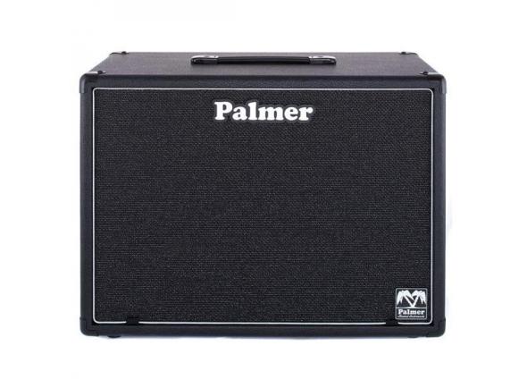 Colunas de guitarra 1x12 Palmer CAB 112 GBK