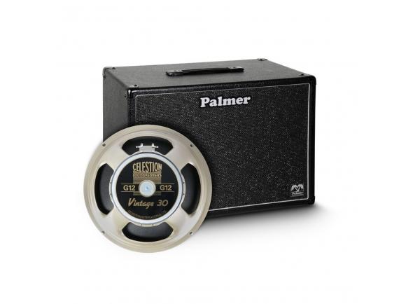 Colunas de guitarra 1x12 Palmer CAB 112 V30