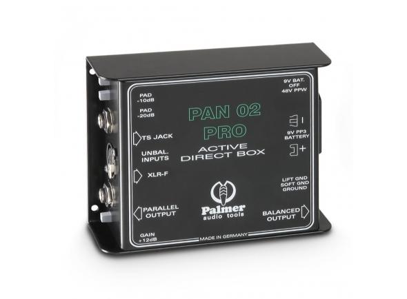 Di Box/DI-Boxes Palmer PAN 02 PRO