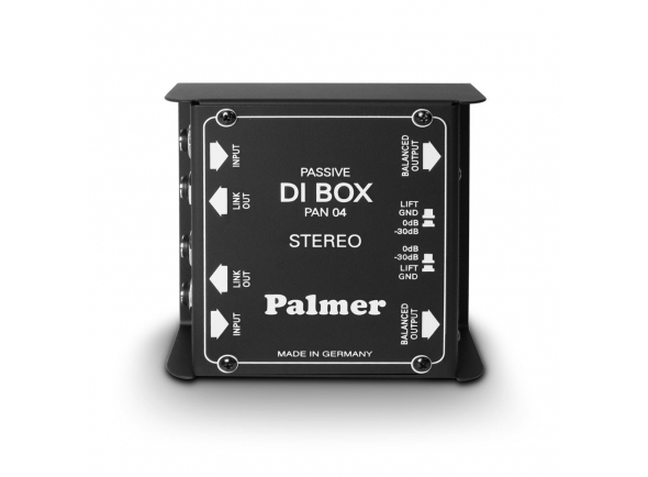 Di Box/DI-Boxes Palmer PAN 04