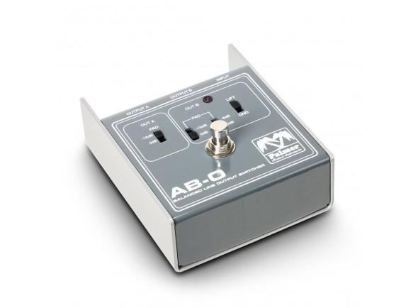 Tratamento Acústico Palmer PEABO Switcher