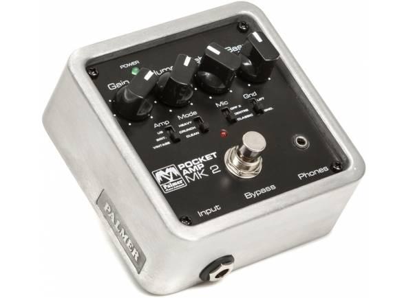 Preamps de guitarra Palmer Pocket Amp MK2 Guitar Preamp