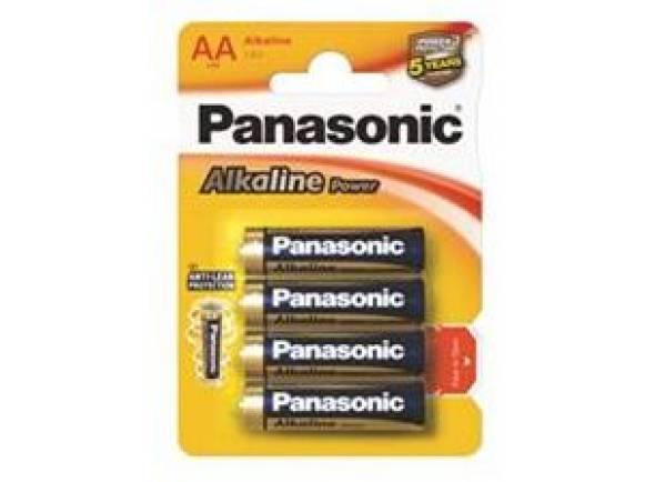 Pilhas Panasonic Alkaline LR6
