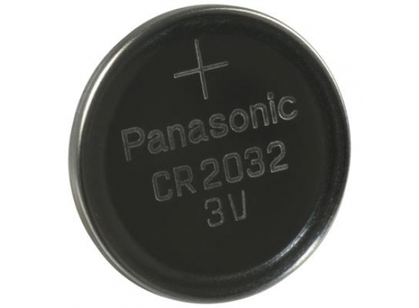 Pilhas Panasonic CR2032