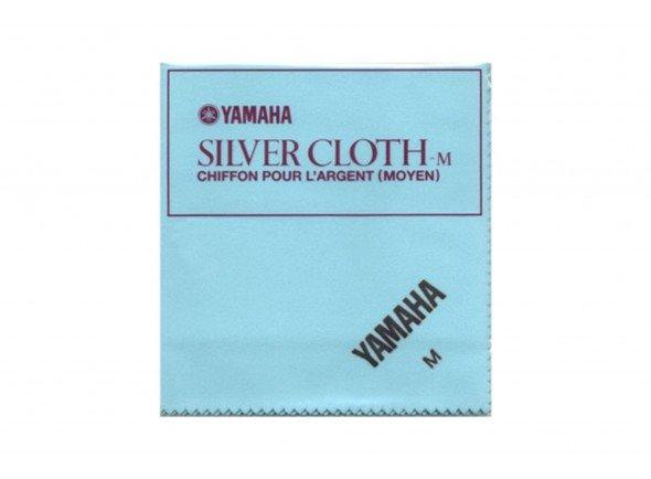 Limpeza e Conservação Pano Limpeza Yamaha Silver Cloth Médio