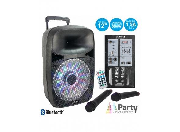 Sistemas Portáteis com Bateria Party Light & Sound PARTY-SP500