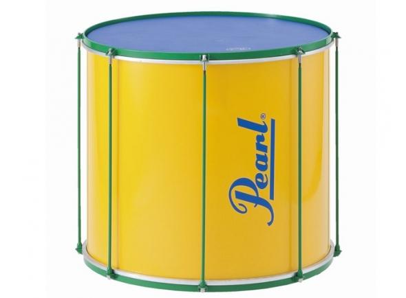 Diversos Pearl  Instrumento de Samba Surdo  PBL2222 Amarelo 22'x22
