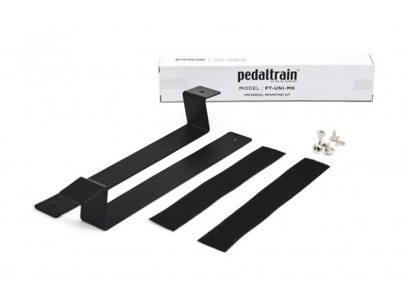 Sacos para Pedais e Pedaleiras Pedaltrain Universal Mounti Kit PT-UNI-MK