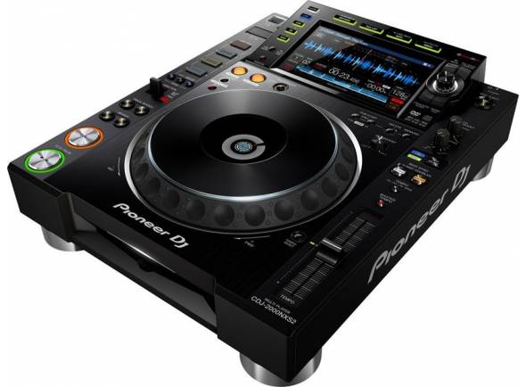 Reproductor de CD simple Pioneer cdj 2000 NXS2 Nexus 2