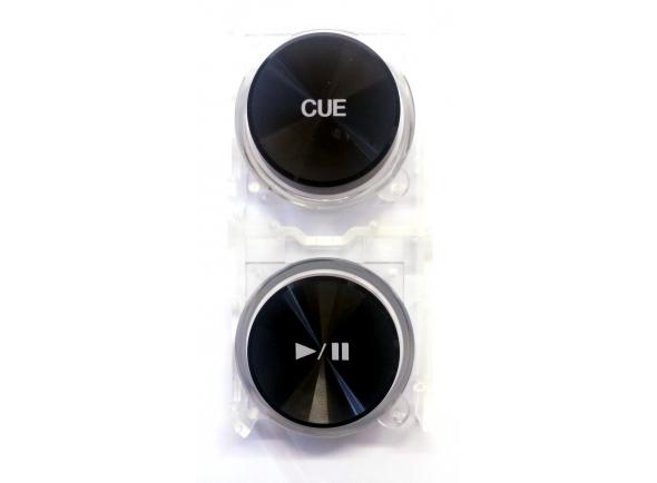 Pioneer DJ CDJ Peças de reparação Pioneer DJ CDJ-900 Replacement knobsPlay Cue DAC2596