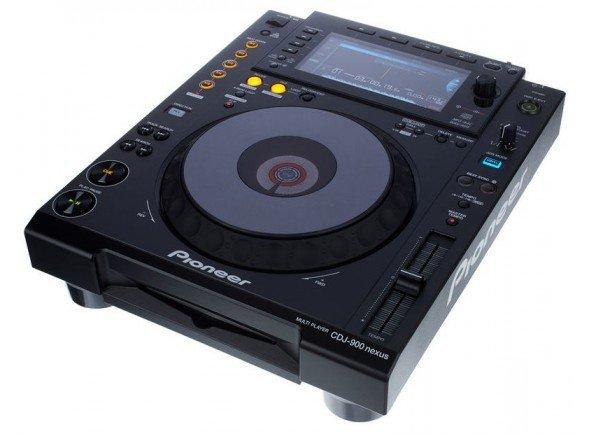 Ver mais informações do Leitor de CD simples Pioneer CDJ-900NXS