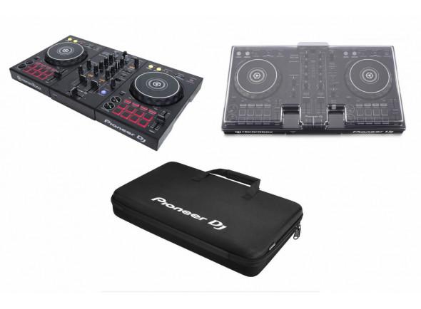 Controladores DJ Pioneer  DDJ-400 Bundle