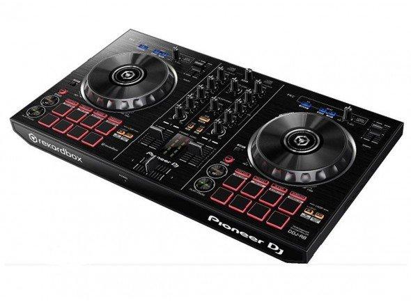 Ver mais informações do Controladores DJ Pioneer DDJ-RB