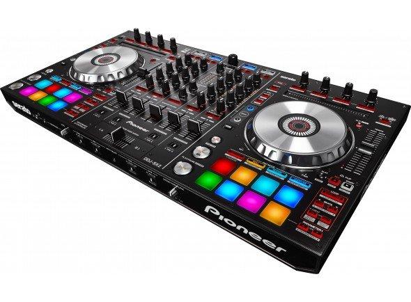 Ver mais informações do Controladores DJ Pioneer DDJ-SX2
