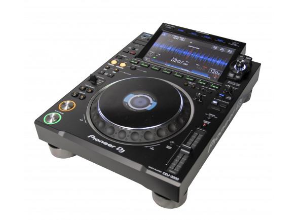 Leitores DJ USB/Leitores DJ USB Pioneer DJ DJ CDJ-3000 B-Stock
